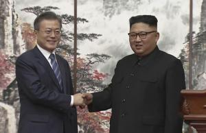 North and South Korea say they plan bid for 2032 Olympics