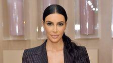 Kim Kardashian Admits She's 'Freaking The F**k Out' At CBD-Themed Baby Shower