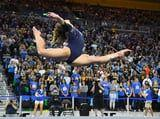 ICYMI, Here Are Some of the Most Entertaining Floor Routines From the NCAA Gymnastics Championships