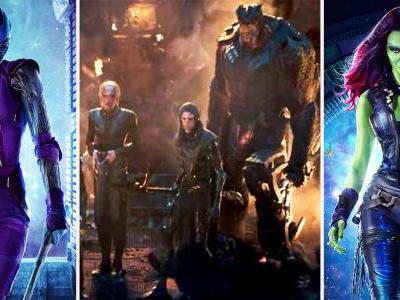 Infinity War: 18 Things About The Children Of Thanos Only True Marvel Fans Know