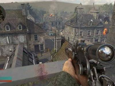 Call of Duty WW2 Patch Nerfing Quick Scoping, Tuning Other Weapons