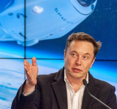Elon Musk says he'd happily ride SpaceX's new Crew Dragon spaceship - 'I think it's a good vehicle'