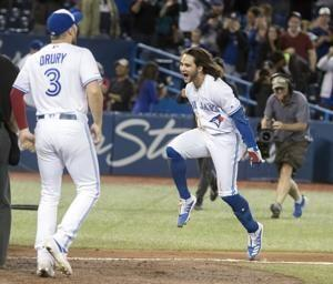 Bichette's home run in 12th leads Blue Jays over Yanks 6-5