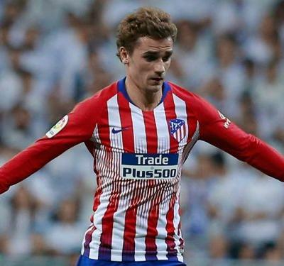 Atletico Madrid 1 Levante 0: Griezmann on target for fifth straight match