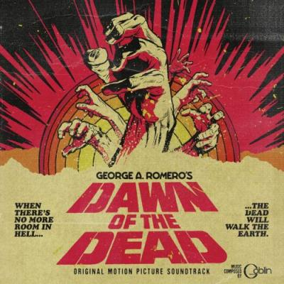 Goblin's complete score for Dawn of the Dead gets new vinyl reissue