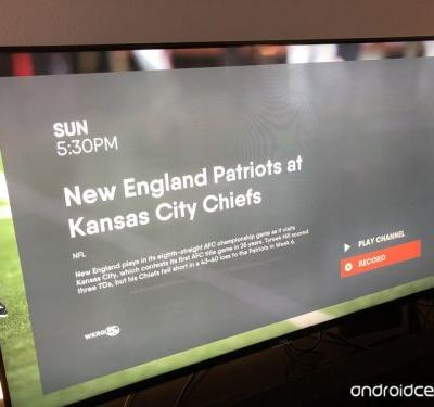Sign up for a free week of FuboTV and watch the NFL playoffs this weekend