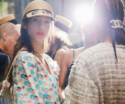 How to Dress for the Beach, According to Chanel Spring/Summer 2019