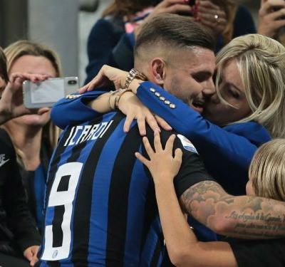 Spalletti hopes culprit is punished after reported attack on Icardi's wife's car