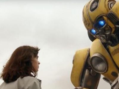 'Bumblebee' Trailer: Get a Load of Cybertron, Classic Transformers Designs & More