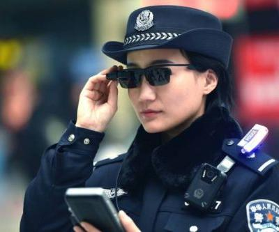 Chinese police are using smart glasses to identify potential suspects