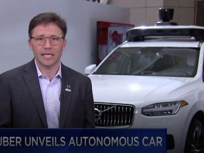Uber's self-driving CEO says the company needs robo-taxis because it can't grow its fleet of human drivers fast enough