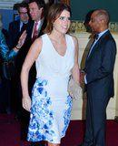 Princess Eugenie's Floral Dress Is So Far From Ordinary, It's the Center of Attention