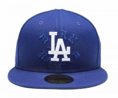 BornxRaised Again Honors the LA Dodgers With Latest New Era Mash-Up Cap