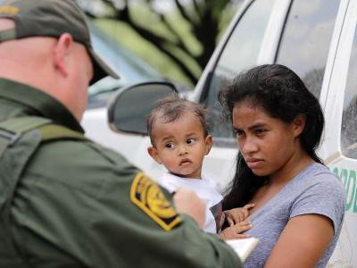 More and more immigrant families are trying to cross the US-Mexico border, even after Trump's family separation crisis