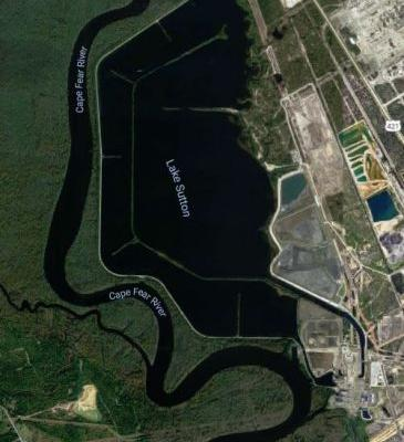 BREAKING: Coal ash may be flowing into river upstream from downtown Wilmington, NC