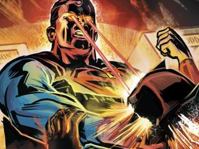 Superman Actually Kills Batman in DC's Dark Future