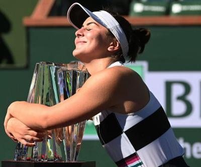 Bianca Andreescu is tennis' next big thing after Indian Wells triumph