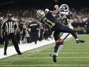 Sportsbook credits Saints bets over uncalled penalty