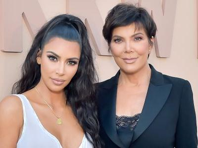 Kris Jenner Speaks Out About Reports That Kim Kardashian And Kanye West Are Having A Fourth Child