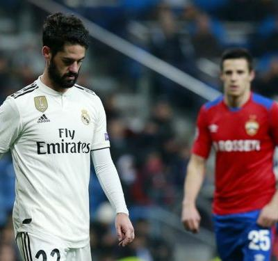 Carvajal explains Isco's snub of Real Madrid captain's armband after jeers against CSKA