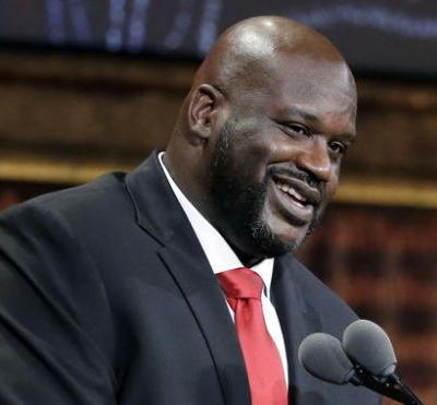 Shaq on his Hollywood plans: 'I want to be the next Rock'