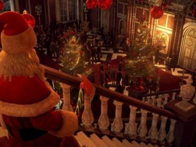 Get Festive in the Free Hitman 2 Holiday Hoarders Event