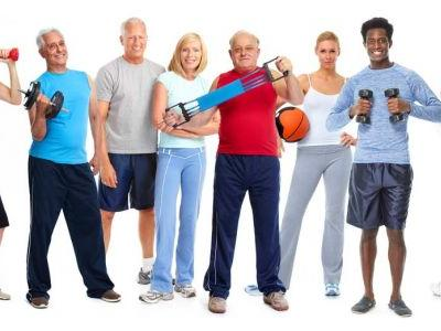 Lack of Exercise is More Harmful to the Muscles of Older People