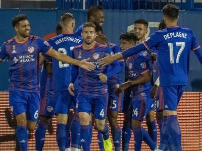Cruz's 1st-minute goal lifts FC Cincy past Montreal