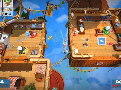 Overcooked 2: San Diego Comic-Con 2018 Hands-on Preview