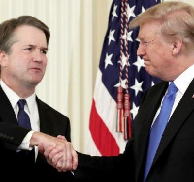 Trump picks conservative judge Brett Kavanaugh for Supreme Court, setting up fight with Democrats