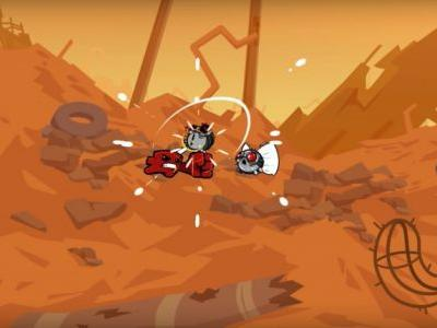 Super Meat Boy Forever Arrives In April, But It Won't Be On Steam