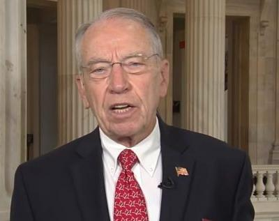 Chuck Grassley Responds to Christine Ford: 'There is No Reason' to Delay Hearing