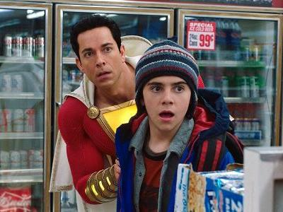 Shazam!'s Director Ridiculously Added Henry Cavill's Superman To The Movie And I Can't Look Away
