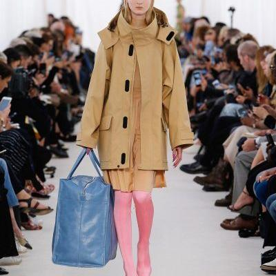 """High Fashion's Coup of """"Low Fashion"""""""