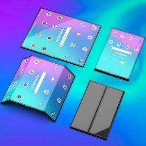 Samsung and Huawei need to start fearing Xiaomi's unique foldable smartphone