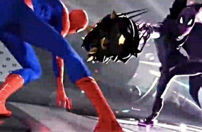 Spider-Man: Into the Spider-Verse Preview Delivers Crazy Marvel