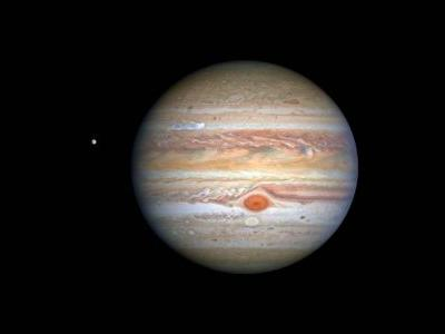 NASA says Jupiter's Great Red Spot has a cousin and it's changing color