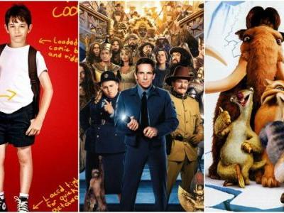 Fox Developing Wimpy Kid, Ice Age, and Night at the Museum TV Shows