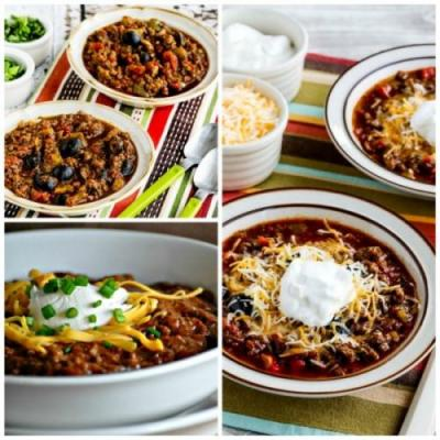 10 AMAZING Low-Carb Chili Recipes