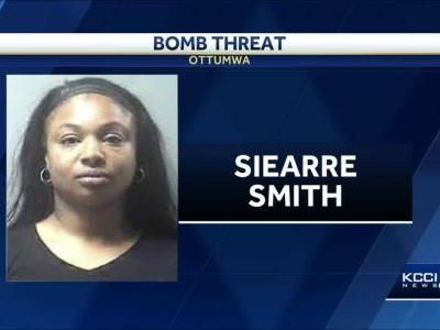 Woman arrested after police say she threatened to blow up county attorney's office