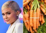 Kylie Jenner's $10,000 Worth of Postmates Orders Includes a Single Carrot, Grape Jelly, and Pasta