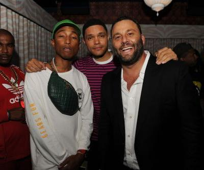 Pharrell Teams Up With Hospitality Entrepreneur David Grutman To Open Restaurant Called Swan In Miami