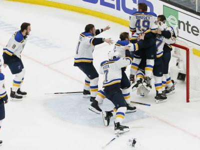 Twitter reacts to the St. Louis Blues winning the Stanley Cup