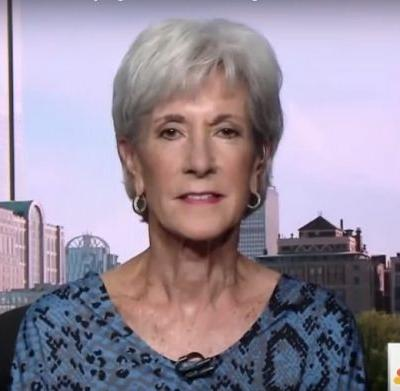 Ex-Obama Cabinet Sec. Sebelius Rips Dems, Hillary: 'They Went After' Bill Clinton's Accusers