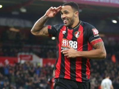 Callum Wilson scores wonder volley as Bournemouth beat West Ham