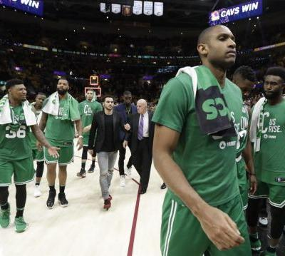 Celtics look to regroup after 'embarrassing' loss to Cavs