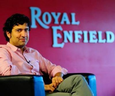 Royal Enfield CEO, Mr. Lal narrates why owners are in love with their Enfields