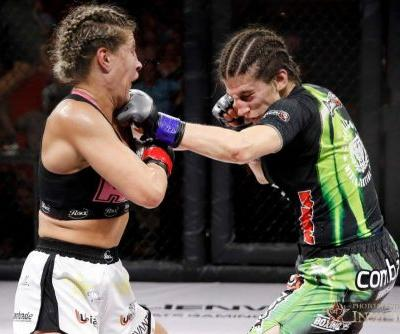 UFC on ESPN 4: Jennifer Maia stresses respect for Roxanne Modafferi ahead of rematch