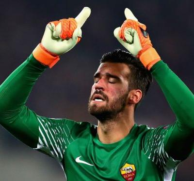 'I'll always carry Roma in my heart' - Alisson thanks former club after Liverpool transfer