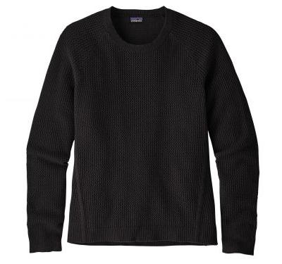 Patagonia's recycled cashmere sweaters let me have my cake and eat it too - they don't harm the environment, and they're still soft and warm